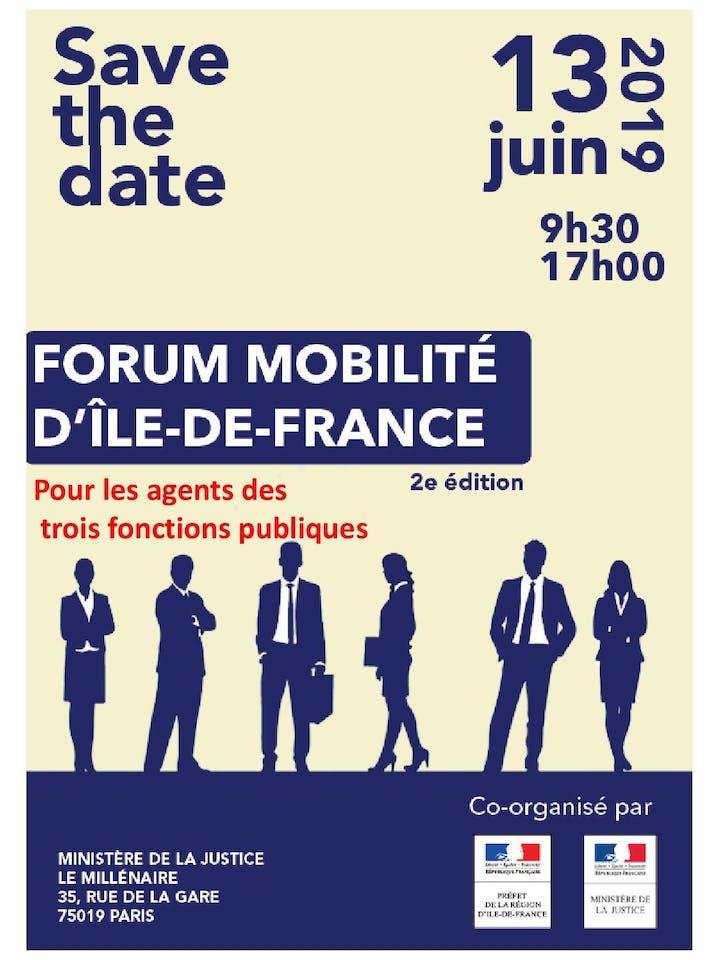 142eb02fa5f 2e édition du Forum mobilité inter fonction publique Billets