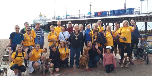 Pier to Pier Challenge 2019