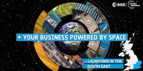 Your Business Powered by Space: Launching in the South East tickets