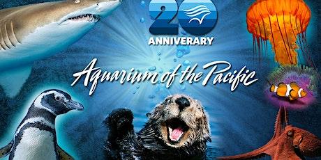 Aquarium of the Pacific tickets