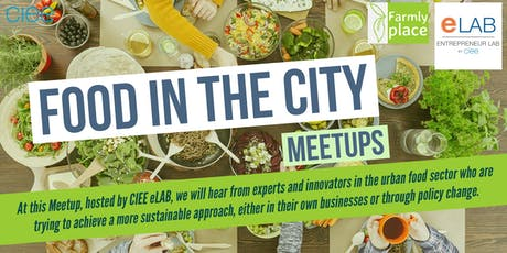 Food in the City - Zero Waste in the real World tickets