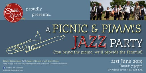 A Picnic & Pimm's Jazz Party