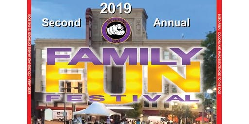 Including You , Inc.   Family Funfest 2019