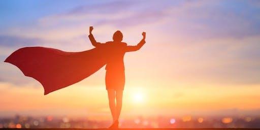 Developing your Personal Power. Julio 2019. Summer University UAO CEU