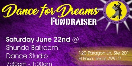 Dance for Dreams Fundraiser entradas