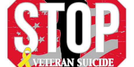 2019 Veteran's Suicide Awareness 1 Mile, 5K, 10K, 13.1, 26.2 -Chattanooga tickets