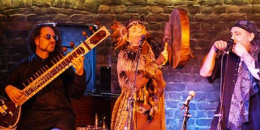 "Olena UUTAi, Alokesh Chandra & ASA are ""RootSound"" live in Vienna"