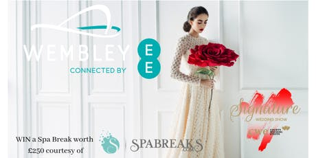 Signature Wedding Show at Wembley Stadium tickets