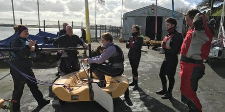RYA Dinghy Instructor Course - CAYC - June 2019 tickets