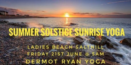 Summer Solstice Sunrise Yoga tickets