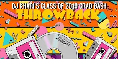 KHARI'S GRAD BASH 2019 W DJDRDOOM