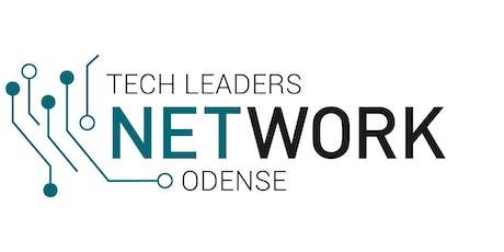 Tech Leaders Network Fællestræning og -spisning tickets