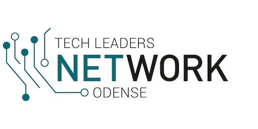 Tech Leaders Network Fællestræning og -spisning