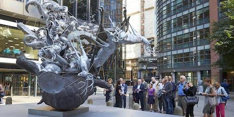 LFA x Sculpture in the City tours - 25 June tickets