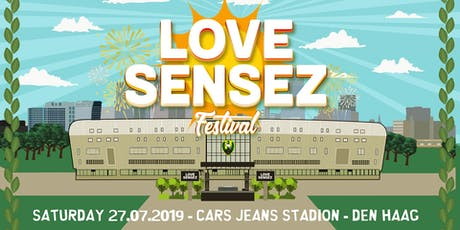 Love Sensez Festival tickets