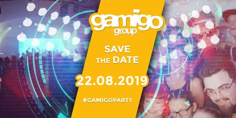 gamigo gamers party 2019 billets