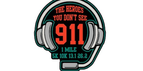 2019 The Heroes You Don't See 1 Mile, 5K, 10K, 13.1, 26.2 -Orlando tickets