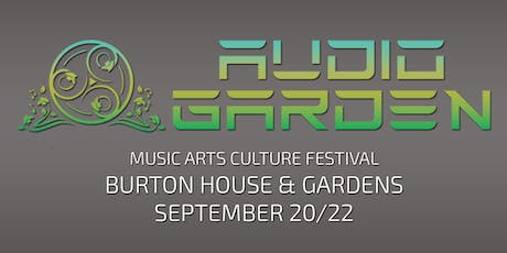 Audio Garden Festival tickets