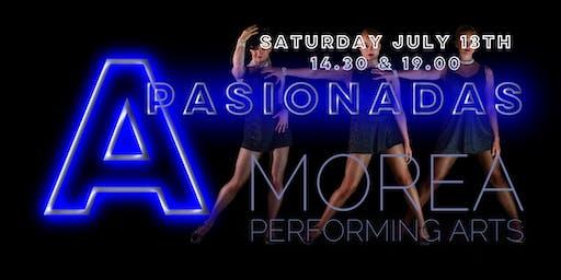 Morea Performing Arts/ Apasionadas / Summer Showcase 14.30 hrs
