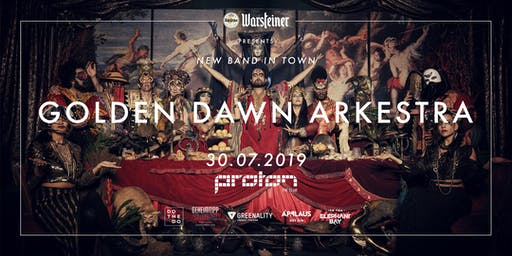 Golden Dawn Arkestra I Stuttgart