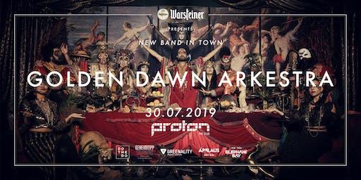 Golden Dawn Arkestra I Stuttgart