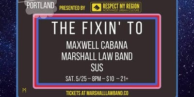 Maxwell Cabana + Marshall Law + SUS