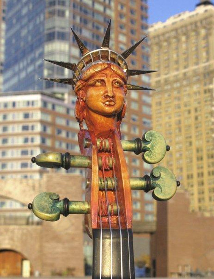 Craft in Focus: Learn about violin making, hands-on! image