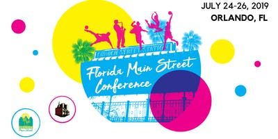 Florida Main Street Conference 2019: Church Street, Orlando