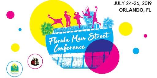 Florida Main Street Conference 2019: Church Street, Orlando