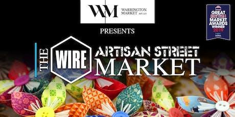 The Wire Market tickets