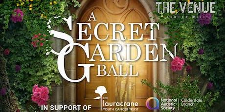 A Secret Garden Ball tickets