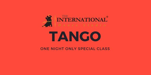 One Night Only: Tango [Dance Class]