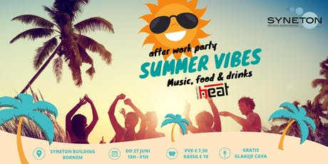 After work party: Summer vibes tickets