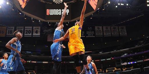 WNBA Basketball: Los Angeles Sparks