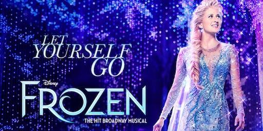 """""""Frozen"""": The Musical"""