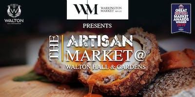 The Artisan Market @ Walton Hall & Gardens