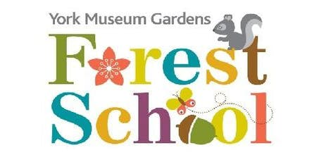 York Museum Gardens Forest School tickets