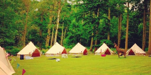 Wider Horizons Bell Tent accomodation