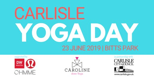 YOGA DAY - Carlisle