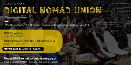 Bangkok Digital Nomad Union tickets