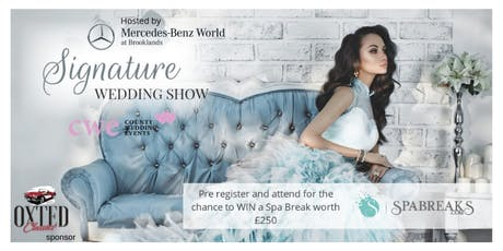 Mercedes-Benz World Signature Wedding Show tickets