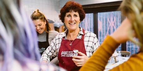 Bake Off's Jane Beedle - Afternoon Tea Class tickets
