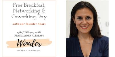 Breakfast, Networking & Coworking Day @ Women´s C
