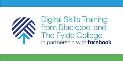 Digital Skills Training at B&FC in partnership with Facebook