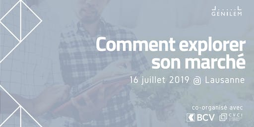 Comment explorer son marché
