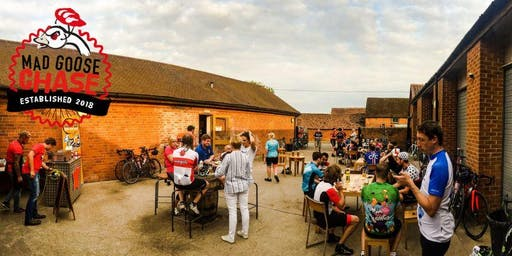 Mad Goose Chase Cycle Club - Stage 8 2019