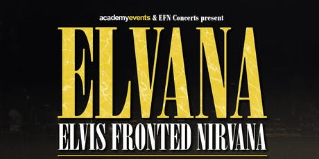 Elvana (Tramshed, Cardiff) tickets
