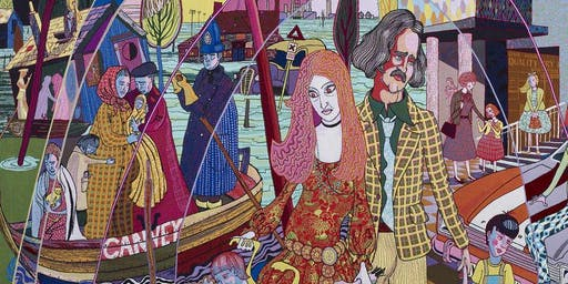 GRAYSON PERRY: Julie Cope's Grand Tour - November Tickets