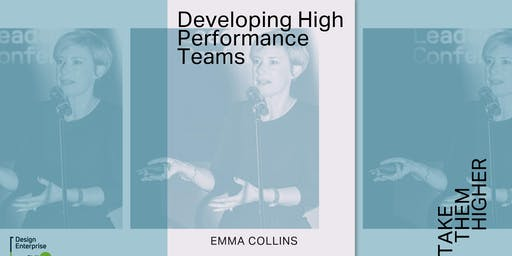 Developing High Performance Creative Teams