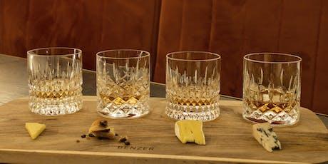 Whisky & Cheese Masterclass - Wander Around Scotland  tickets